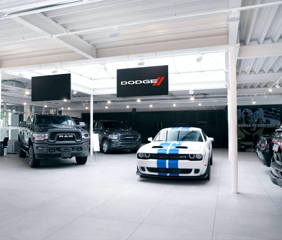 AEC | Automotive Solution Provider | Munich | München | Company | Dodge / RAM | PAN-European retail